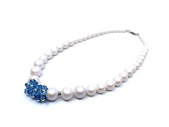 Collar Toupi Pearl