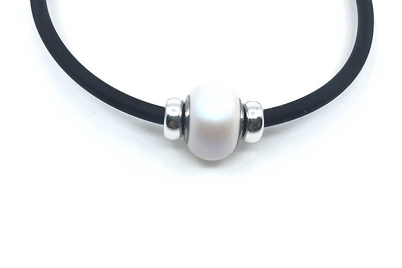 Collar Pearlescent 925