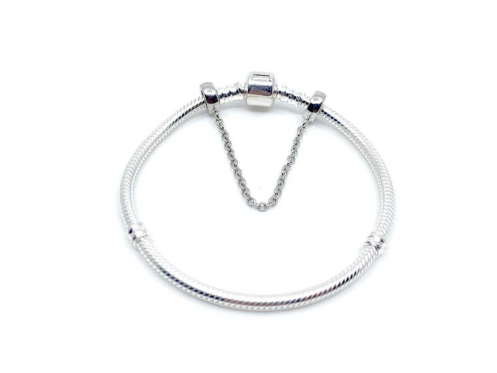 cadena seguridad pulsera Pandora