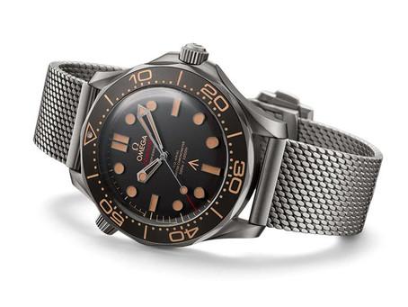 El nuevo reloj Omega Seamaster de James Bond