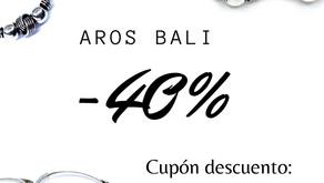 -40% dto. En Aros Bali