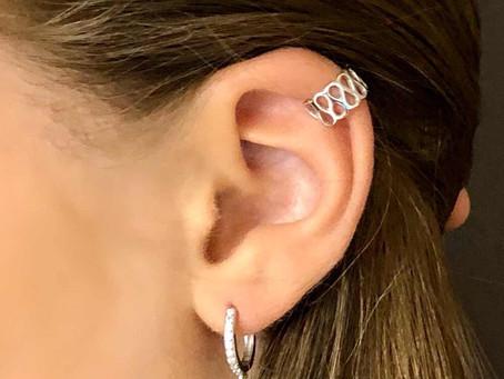 Ear Cuff: Los pendientes de moda