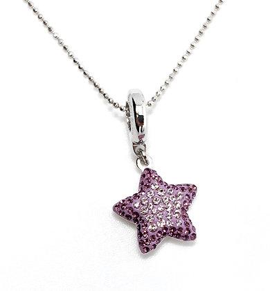 Collar Star Crystal