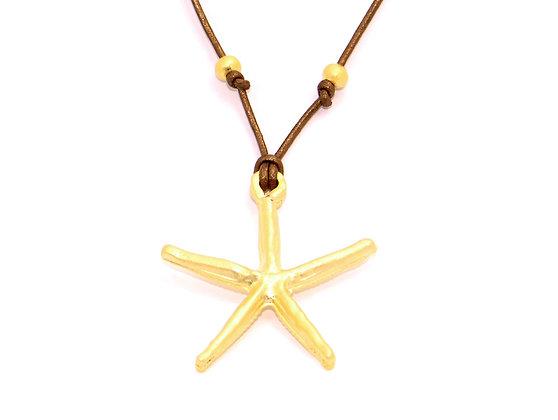 Gold Sea Star