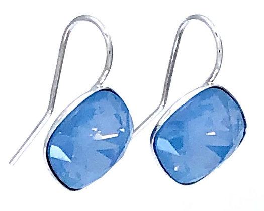 Rhombus Blue Opal