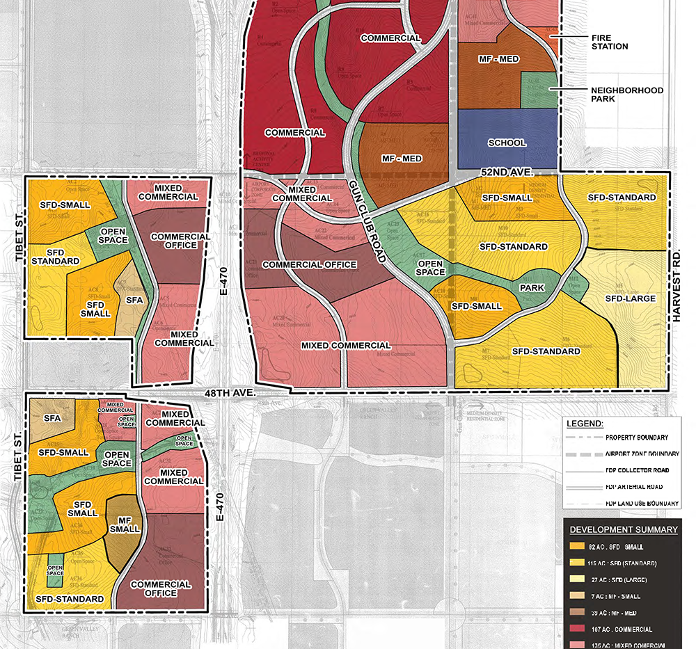 GTC Existing FDP Land Use