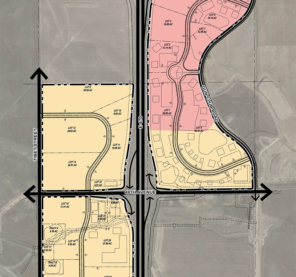 GTC Current Zoning Plan