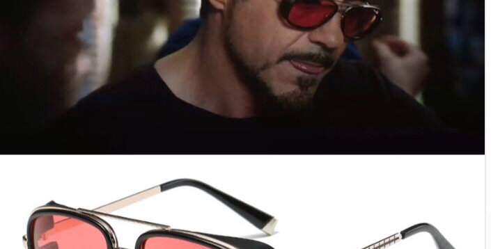 Rossi Iron Man Sunglasses