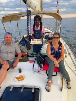 Senator Tim Ferguson & Family