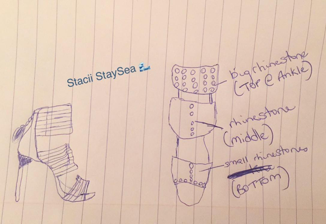 Stiletto design