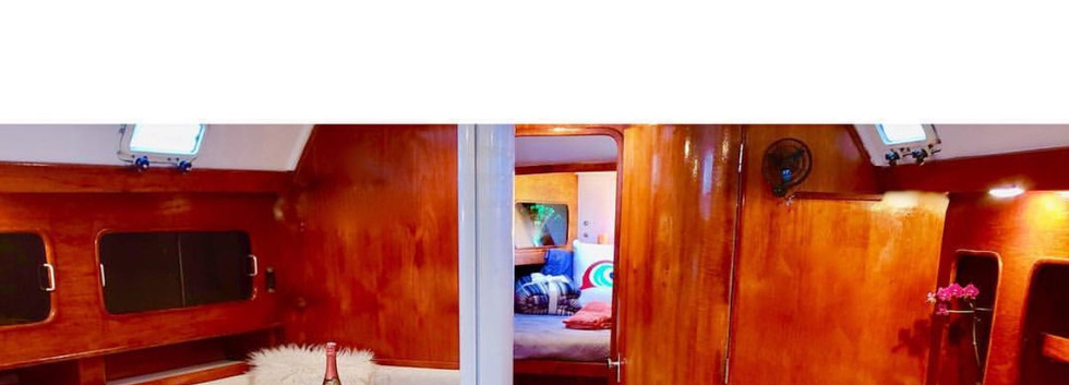 Yacht Stateroom Interior