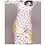 Thumbnail: Flower Me Fancy white and black colorful dress