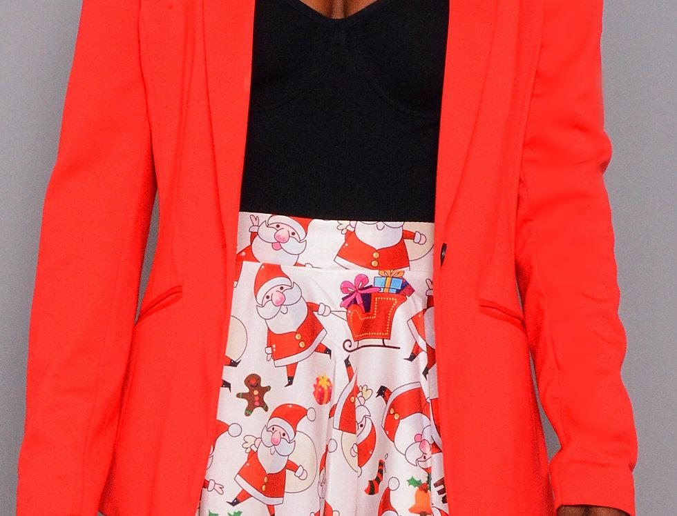 Santa Flair Skirt