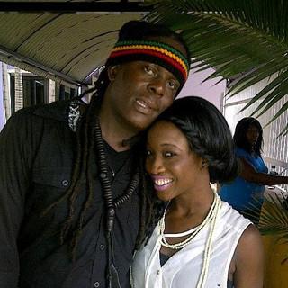 Reggae Superstar Ritchie Spice & Sta'cii