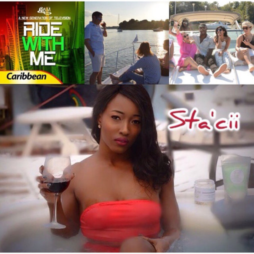 Ride with Me Tv Host