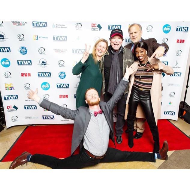 TIVA (Maryland Film Commisioner, Actors & Sta'cii