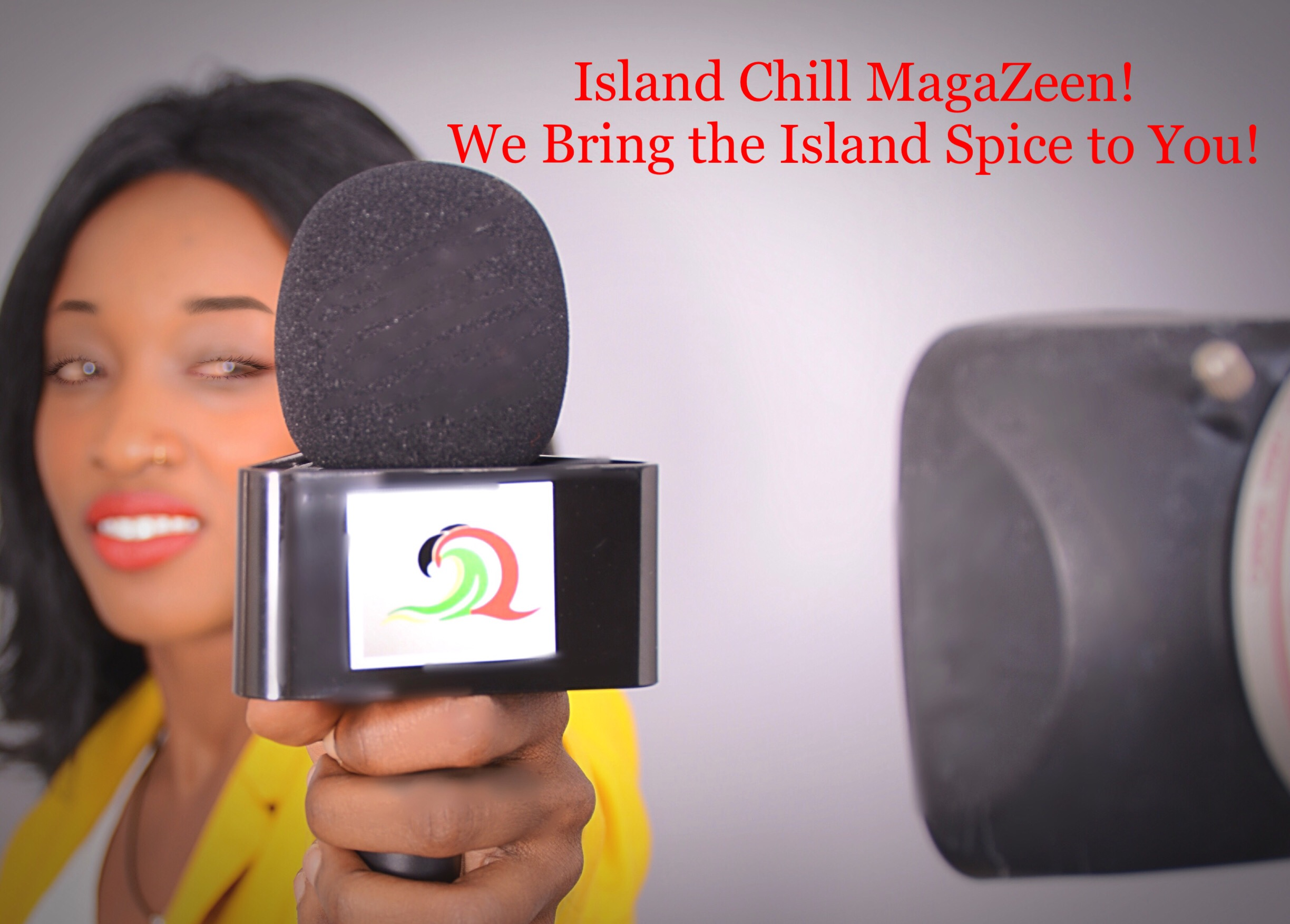 Island Chill MagaZeen!