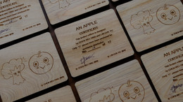 An Apple (feat. Lin Che-Yu), 2019