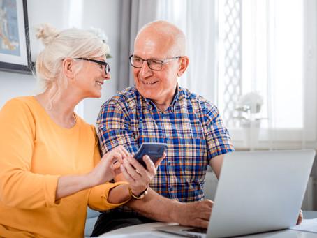 Nursing Homes and Stimulus Checks