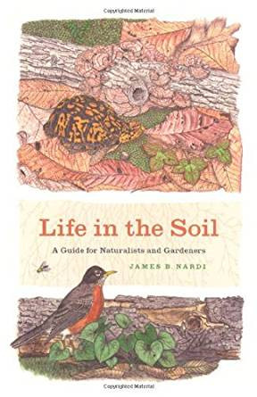 Cover of Life in the Soil