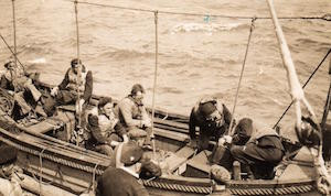 Zamalek - A Rescue Ship in World War 2