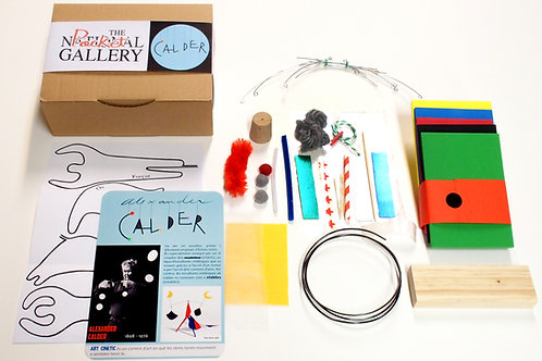 KIT The PocketGallery - CALDER