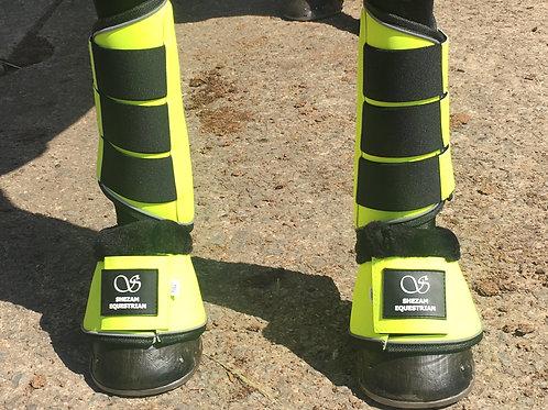 Shezam Safety - Hi Vis Bell Boot