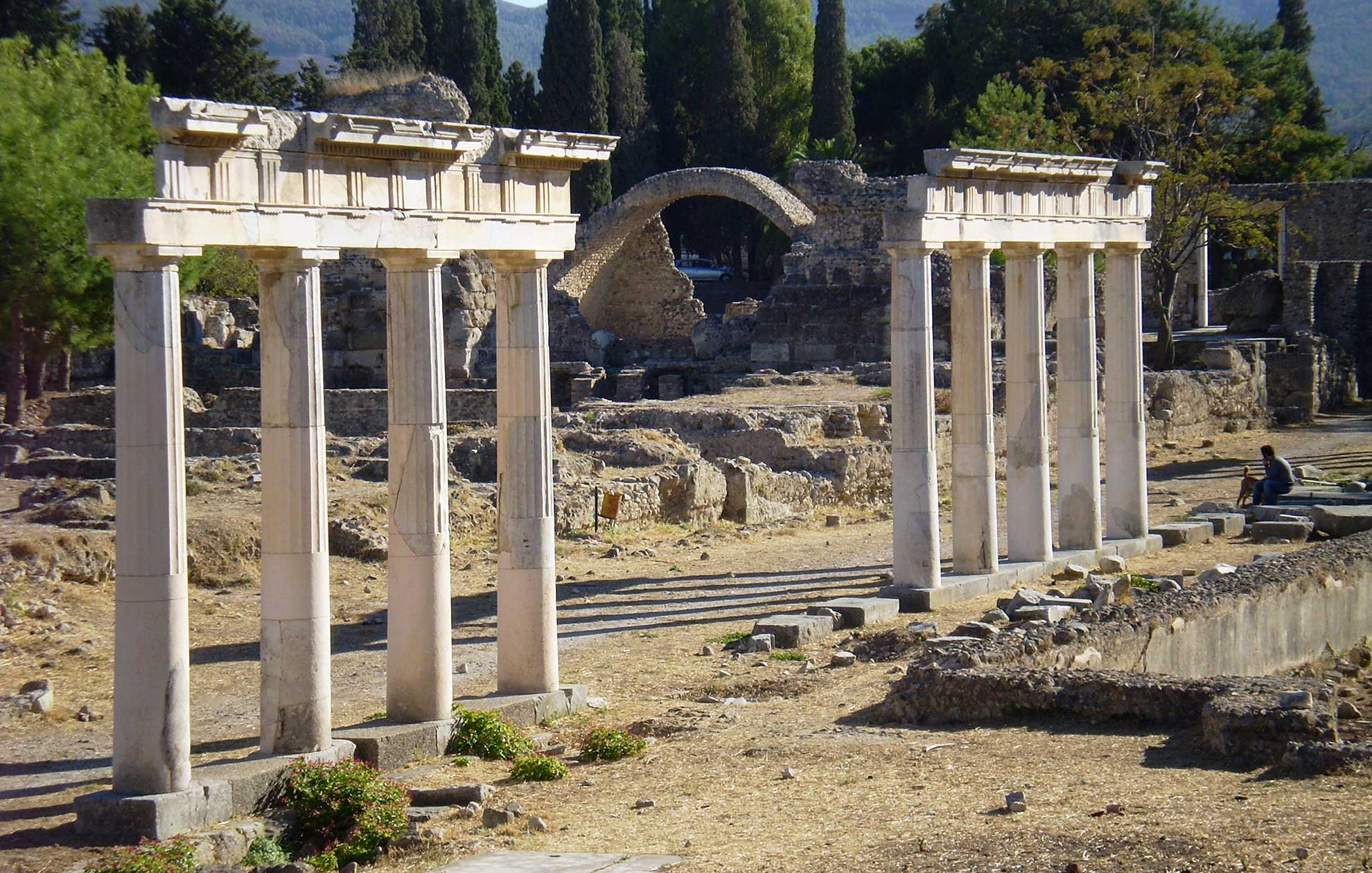 Kos Temples