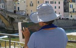 Painting Alfresco