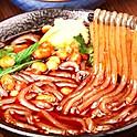 Hot&sour sweet potato noodle