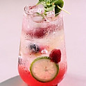 Strawberry Sparking Water