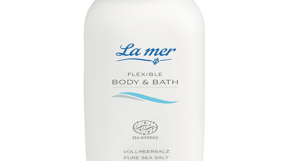 La mer Flexible Body&Bath Vollmeersalz