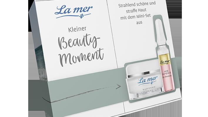 Kleine Beauty Momente Supreme Natural Lift