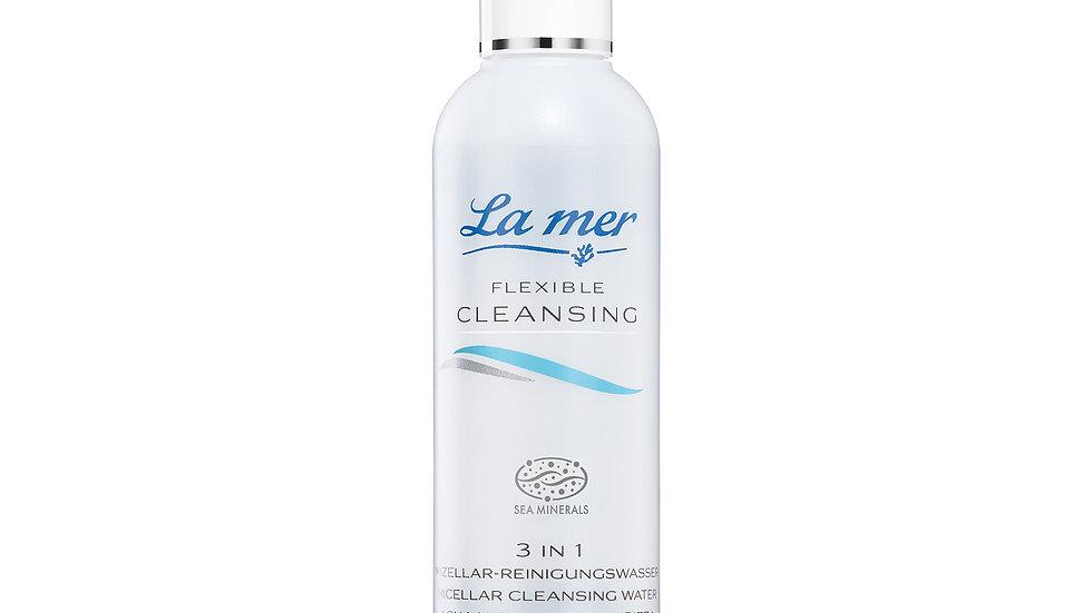 La mer Flexible Cleansing 3in1 Mizellar Reinigungswasser