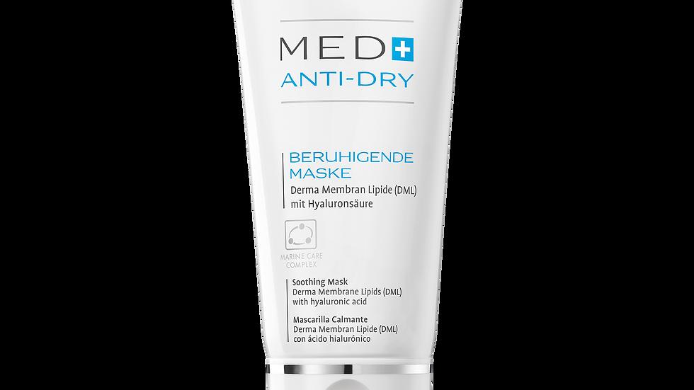 La mer Med Anti-Dry Beruhigende Maske