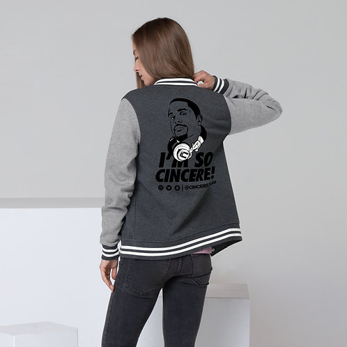 Women's ImSoCincere Letterman Jacket