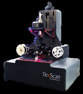 FlexScan Film and Fiche scanner