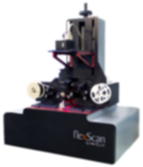 FlexScan scanning microfilm