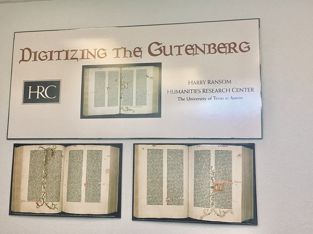 Image Retrieval Digitizing The Gutenberg Bible