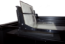 95° book holder for book scanner