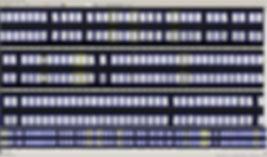 ribbon scanning screenshot