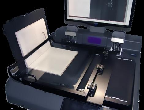 Book Scanner 100 degree book holderr