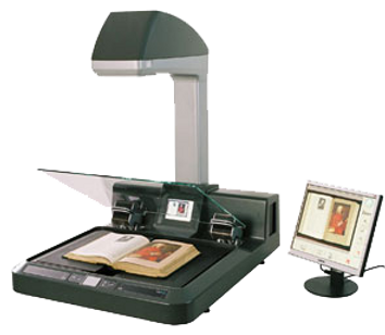 Refurbished Book Scanner