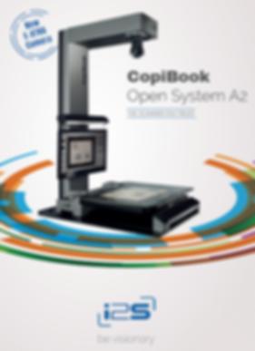 copibook os a2 brochure cover thumbnail.