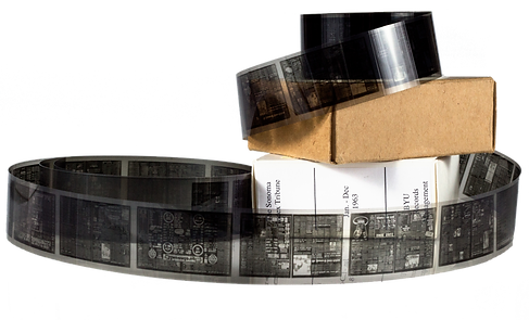 microfilm roll
