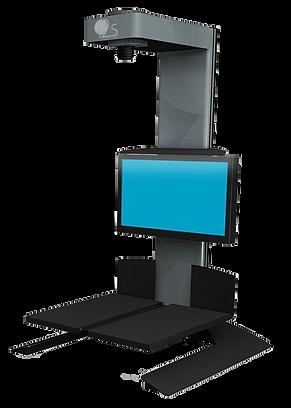 eScan with book cradle