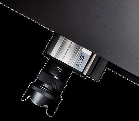 71 megapixel camera for book scanner