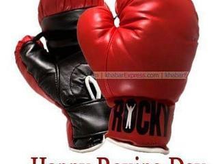 #HappyBoxingDay