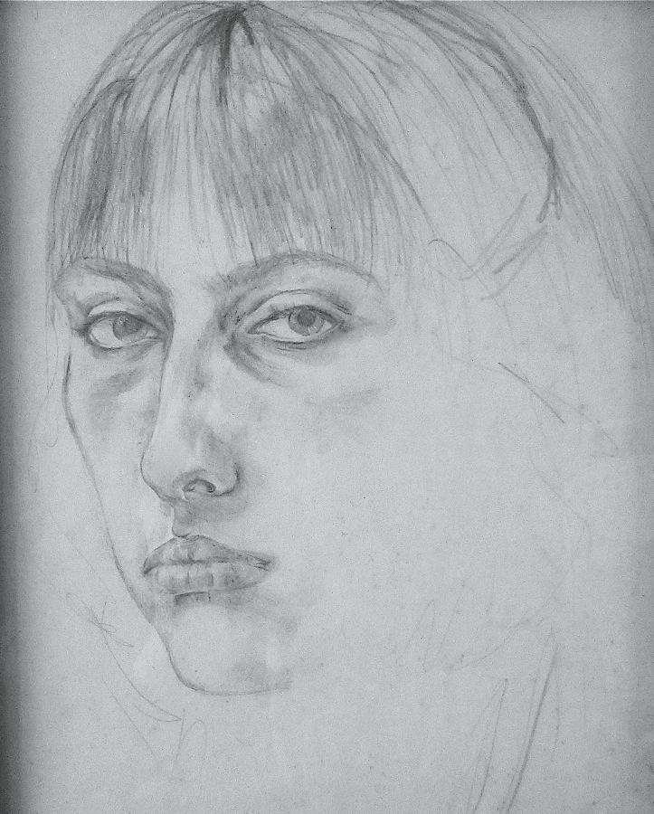 Self Portrait 1977