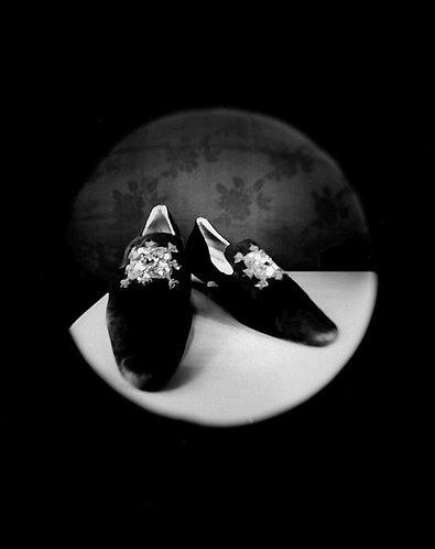 Portrait of Elaine's Shoes